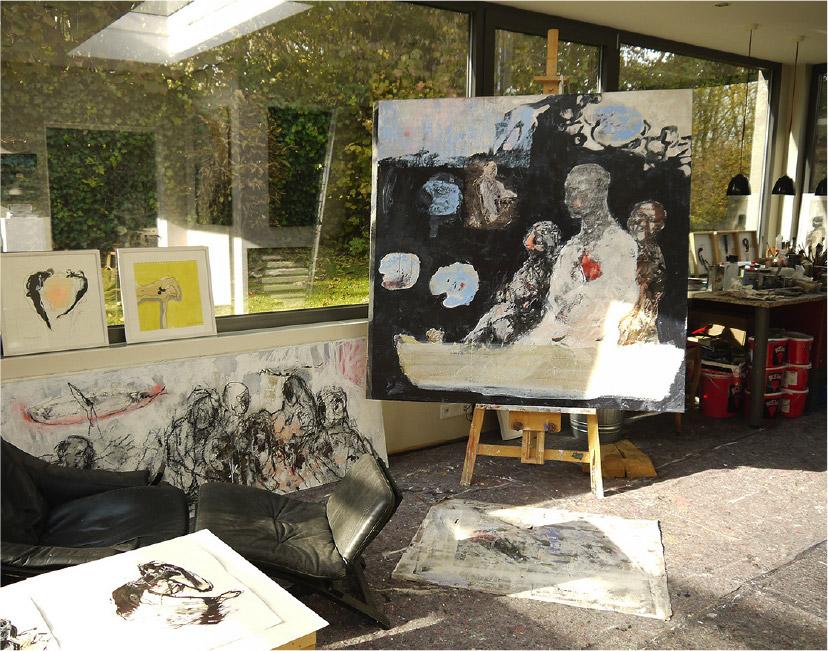 Atelier von Beatrice Schmucker