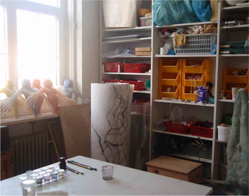 Atelier von Christina Weber