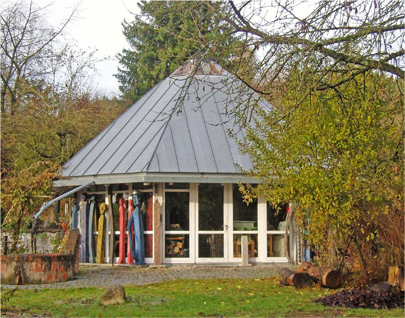 Atelier von Norbert Georg Zagel